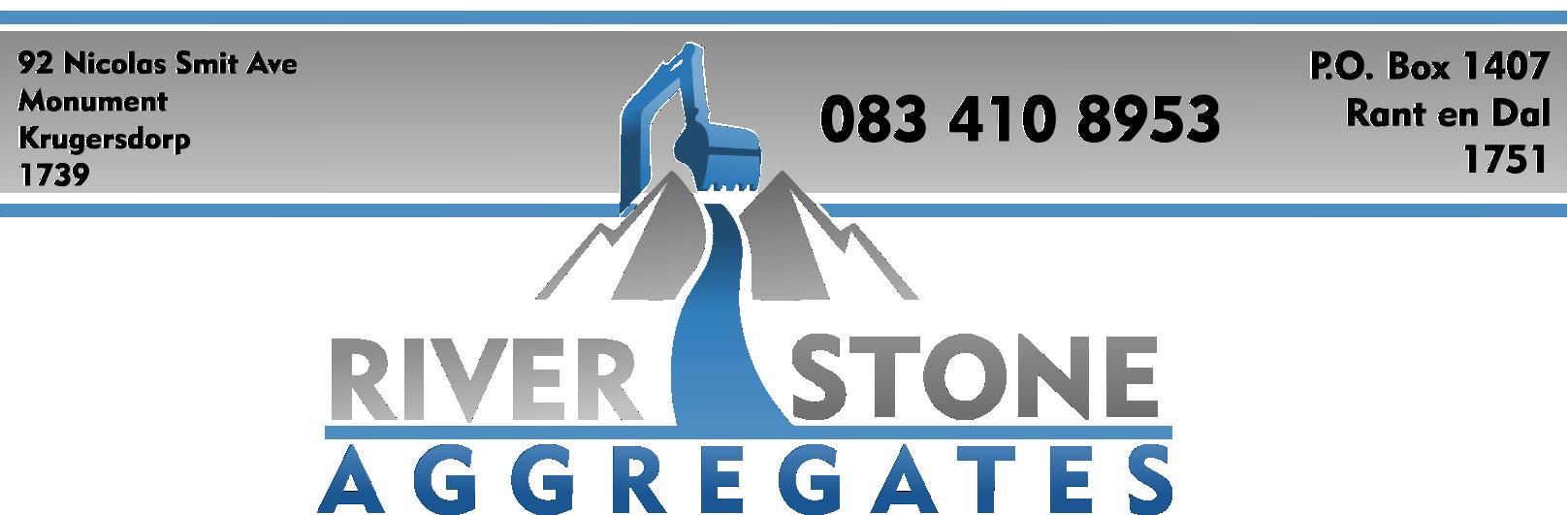 River Stone Logo